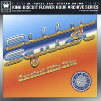 Billy Squier King Biscuit Flower Hour Album Cover