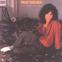[Billy Squier The Tale of the Tape Album Cover]