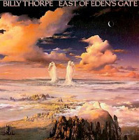 Billy Thorpe East Of Eden's Gate Album Cover
