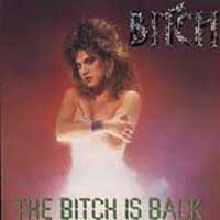 Bitch The Bitch Is Back Album Cover