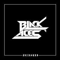 [Black Aces Hellbound  Album Cover]