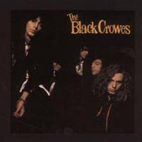 The Black Crowes Shake Your Money Maker Album Cover