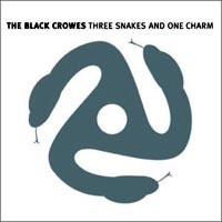 The Black Crowes Three Snakes And One Charm Album Cover