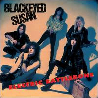 Blackeyed Susan Electric Rattlebone Album Cover