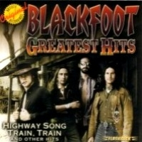 [Blackfoot Greatest Hits Album Cover]