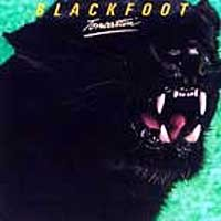 Blackfoot Tomcattin' Album Cover