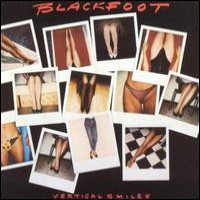 Blackfoot Vertical Smiles Album Cover