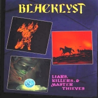 [Blacklyst Liars, Killers, and Master Thieves Album Cover]