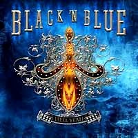 [Black 'n Blue Hell Yeah! Album Cover]