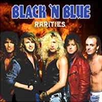 [Black 'n Blue Rarities Album Cover]