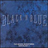 [Black 'n Blue The Demos Remastered Anthology 1 Album Cover]