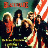 Black 'n Blue The Demos Remastered Anthology 1 Album Cover