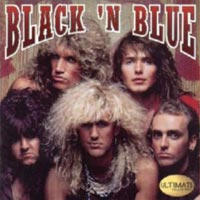 [Black 'n Blue Ultimate Collection Album Cover]