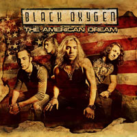 Black Oxygen The American Dream Album Cover