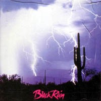 Black Rain Black Rain Album Cover