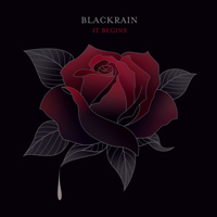 [BlackRain It Begins Album Cover]