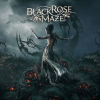 [Black Rose Maze Black Rose Maze Album Cover]