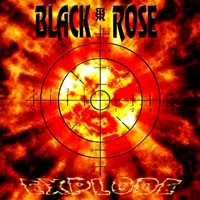 [Black Rose Explode Album Cover]