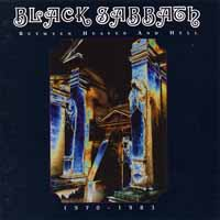 [Black Sabbath 1970 - 1983 Between Heaven and Hell Album Cover]