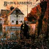 [Black Sabbath Black Sabbath Album Cover]