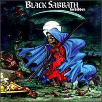[Black Sabbath Forbidden Album Cover]