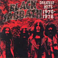 [Black Sabbath Greatest Hits 1970-78 Album Cover]