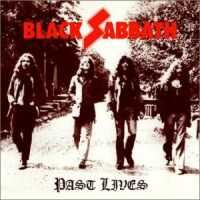 [Black Sabbath Past Lives Album Cover]