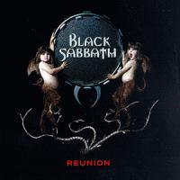 [Black Sabbath Reunion Album Cover]