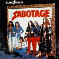 [Black Sabbath Sabotage Album Cover]