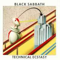 [Black Sabbath Technical Ecstasy Album Cover]