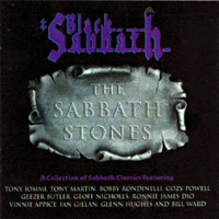 [Black Sabbath The Sabbath Stones Album Cover]