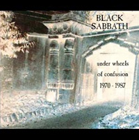 [Black Sabbath Under Wheels of Confusion 1970-1987 Album Cover]