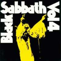 [Black Sabbath Vol. 4 Album Cover]