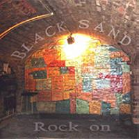 Black Sand Rock On Album Cover