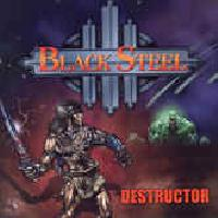 [Black Steel Destructor Album Cover]