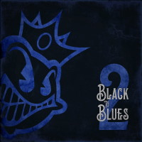 [Black Stone Cherry Black to Blues 2 Album Cover]