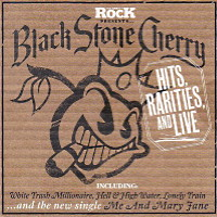 [Black Stone Cherry Hits, Rarities, and Live Album Cover]