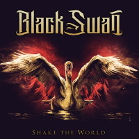 Black Swan Shake the World Album Cover