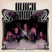 [Black Trip Goin' Under Album Cover]