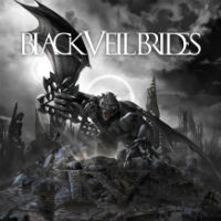 [Black Veil Brides Black Veil Brides Album Cover]