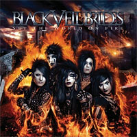 [Black Veil Brides Set the World on Fire Album Cover]