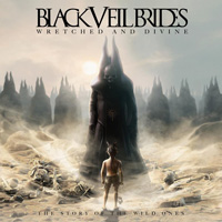 [Black Veil Brides Wretched And Divine: The Story Of The Wild Ones Album Cover]