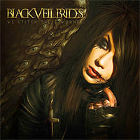 Black Veil Brides We Stitch These Wounds Album Cover