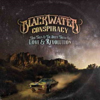[Blackwater Conspiracy Two Tails and The Dirty Truth Of Love and Revolution Album Cover]