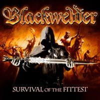 [Blackwelder Survival Of The Fittest Album Cover]