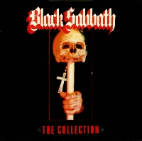 [Black Sabbath The Collection Album Cover]