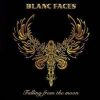 [Blanc Faces Falling From The Moon Album Cover]