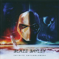 [Blaze Bayley Infinite Entanglement Album Cover]