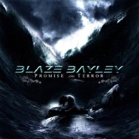[Blaze Bayley Promise and Terror Album Cover]