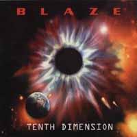 [Blaze Tenth Dimension Album Cover]